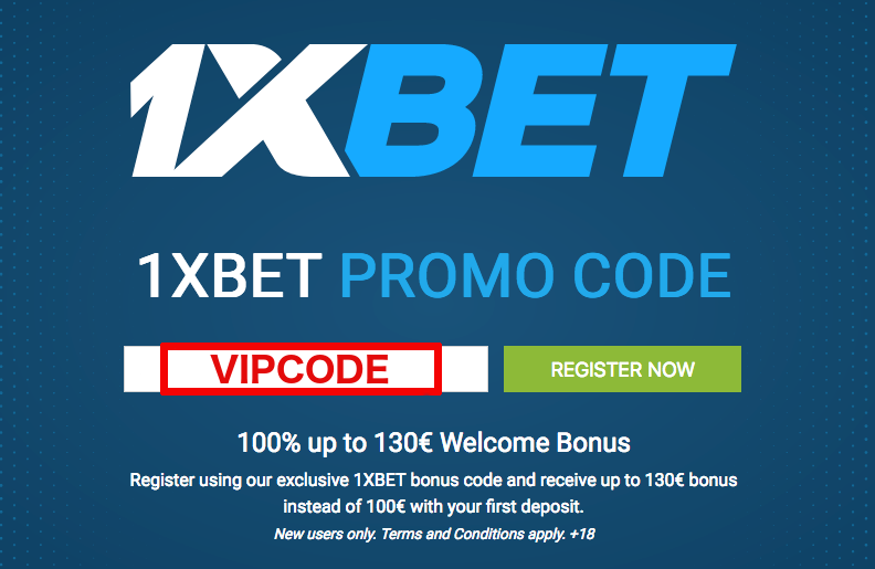 What is the 1xBet Promo Code Tanzania